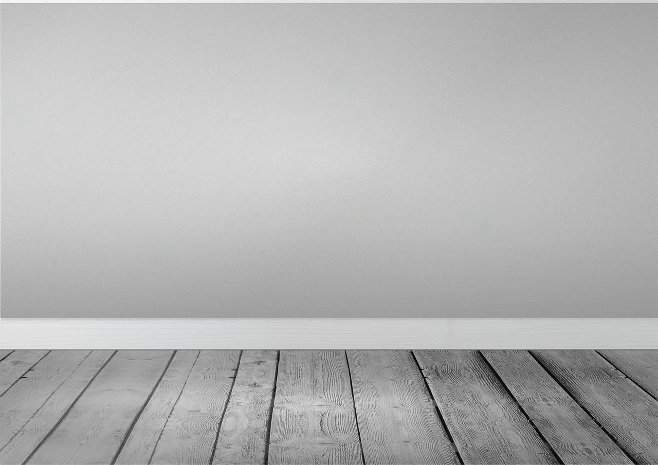 minimalistinen huone