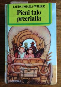 pieni talo preerialla kirja