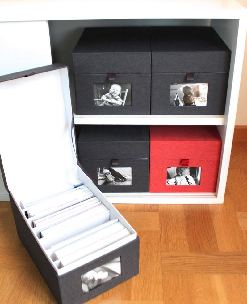 Valokuvien järjestäminen