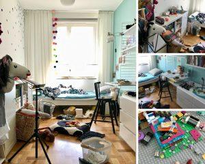 lastenhuoneen pikasiivous