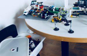 legojen järjestäminen