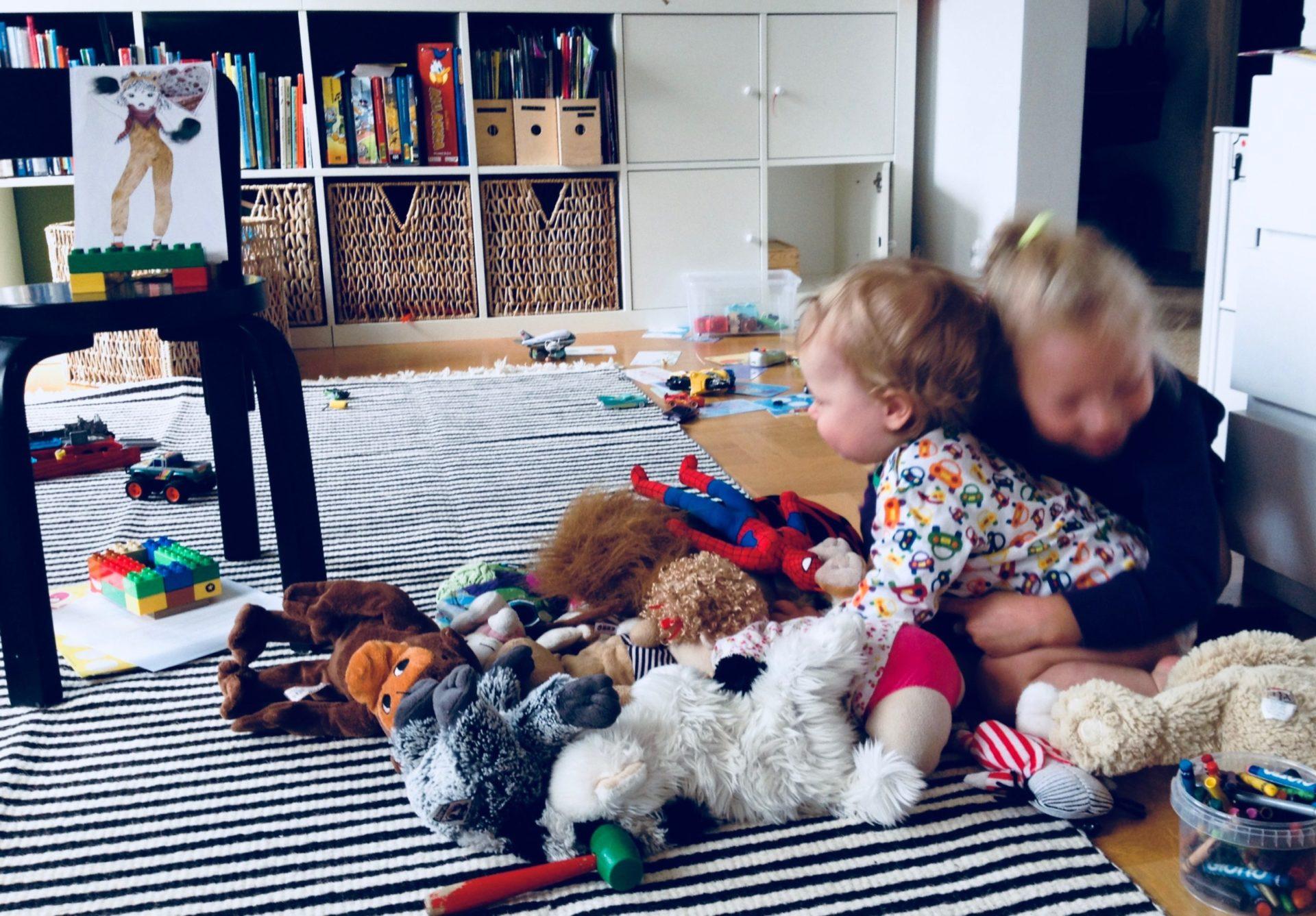 miten lapset saa siivoamaan omat huoneensa