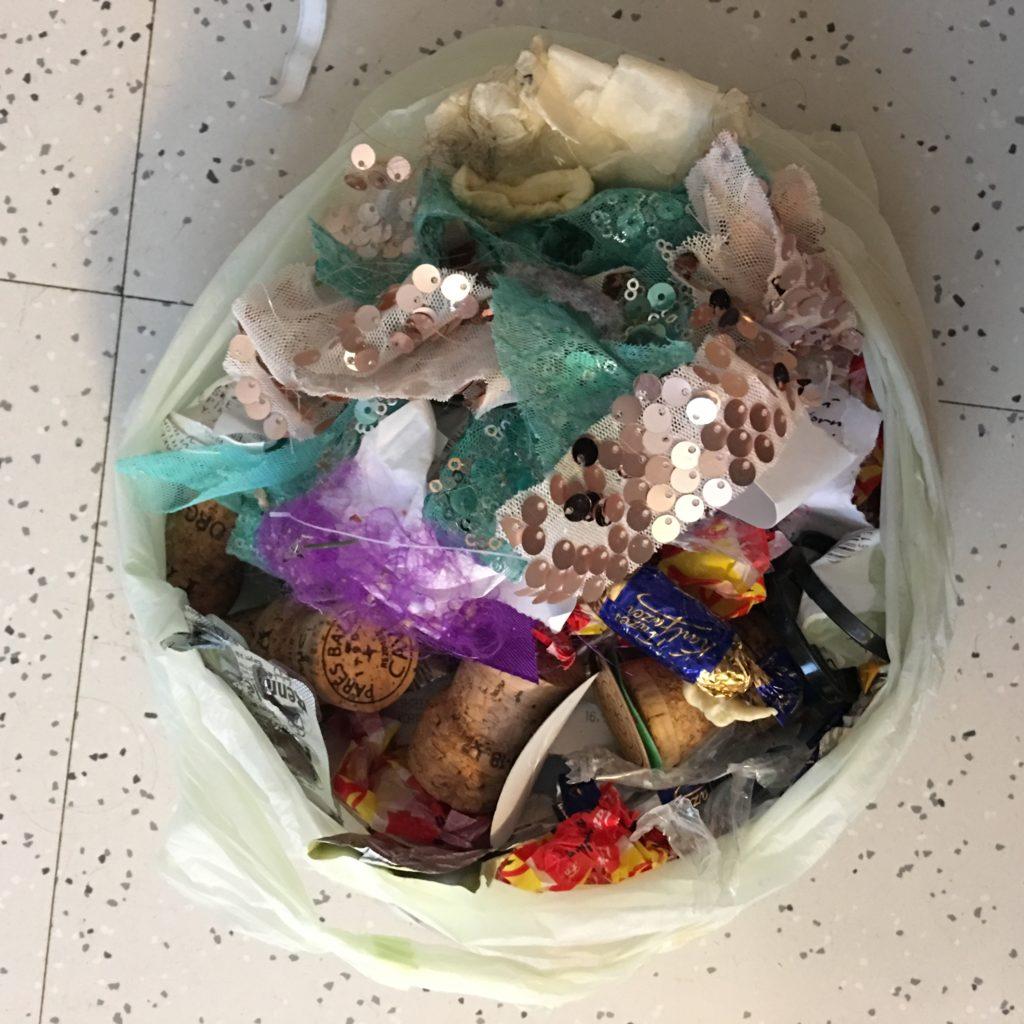 roskien kierrättäminen