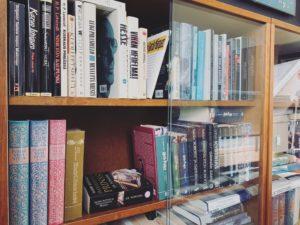 kirjojen kierrättäminen
